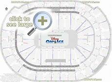 Forum Melbourne Seating Chart Bb Amp T Center Seat Amp Row Numbers Detailed Seating Chart