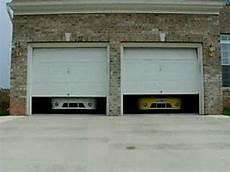 garage open youtube