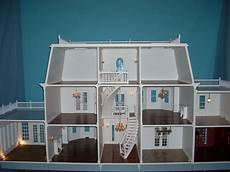 image detail for foxhall manor doll house dollhouse