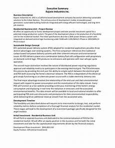 executive summary of books how is an executive summary example written