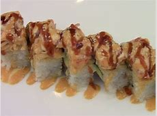 How to make a crunchy roll without seaweed   YouTube
