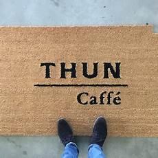 zerbino cocco su misura tappeto personalizzato cocco naturale venezia zerbino