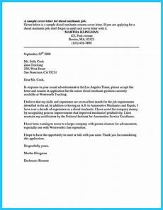 Auto Mechanic Cover Letter Online Writing Lab Amp Application Letter For Mechanic Position
