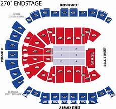 Seating Charts Houston Toyota Center