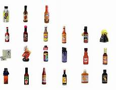 The Scoville Scale Sauces