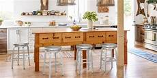 Portable Kitchen Island With Seating For 4 25 Portable Kitchen Island Ideas With Seating Photos