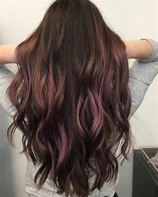 Light Brown Mauve Hair The Hair Color You Must Try If You Love Pink Shades But