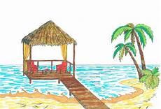 Malvorlagen Meer Und Strand Hotel Ausmalb 252 Cher F 252 R Erwachsene Landschaften Strand Und
