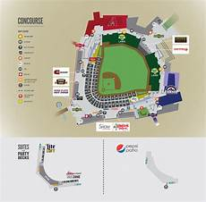 Talking Stick Spring Training Seating Chart Spring Training Information Salt River Fields