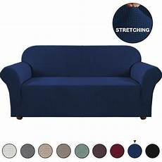 Navy Blue Sofa Slipcover 3d Image by Navy Blue Sofa Slipcovers Spandex Jacquard Furnitue Cover
