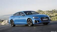 2020 audi rs5 tdi 2020 audi s5 sportback tdi color turbo blue front