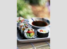 Top 10 Savory Sushi Recipes