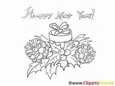 Neujahr Malvorlagen Ausmalbilder Zum Neujahr Kostenlos Herunterladen