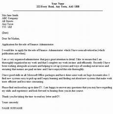 Payroll Administrator Cover Letter Finance Administrator Cover Letter Example Icover Org Uk