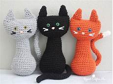 crochet cat repeat crafter me