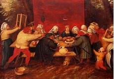 banchetti rinascimentali pieter the elder bruegel the complete works the egg