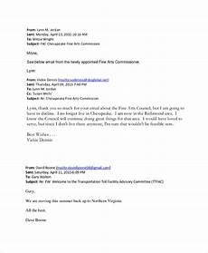 Resignation Email Sample Free 7 Best Resignation Letter Samples In Pdf Ms Word