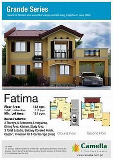 marketing specs fatima model homes