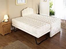 3ft single guest bed divan guest bed visitors bed pull