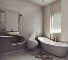 Bathroom Models 3d Modern Earthy Design Bath Room Cgtrader