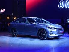 chevrolet onix 2020 images show 2020 chevrolet onix sedan in lt trim