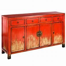 credenze vendita credenza cinese orientale rossa mobili etnici provenzali