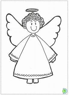 Kostenlose Malvorlagen Engel Coloring Page Colouring Page