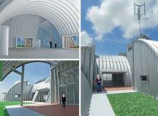 Alternative Building Design Homestead House Is A Conceptual Design For Alternative