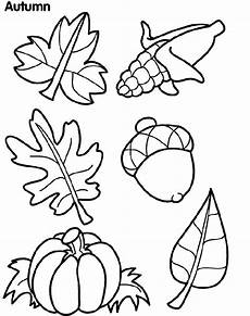 autumn leaves coloring page crayola