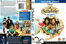 Suite Cover The Suite Life On Deck Anchors Away 2009 R1 Dvd Cover