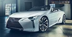 2019 Lexus Concept by 2019 Lexus Lc Convertible Concept Hiconsumption