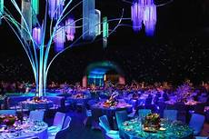 Magic Winter Lights La Marque Mood Lighting At Its Finest Inside The Governors Ball And
