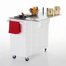 The Randall Portable Kitchen Island With Optional Stools The Randall Portable Kitchen Island With Optional Stools