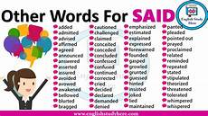 Another Word For Dividends Other Words For Said With Images Other Words For Said