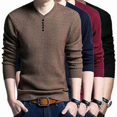 v neck sweater sleeve knit t shirt hoodies cotton