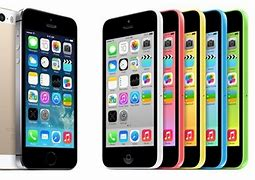 Image result for Which Is Bigger iPhone 5S or 5C