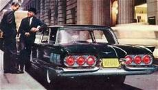 1960 Thunderbird Lights 1960 Thunderbird Back Up Light Mystery