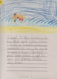 Dream Vacation Essay Mrs Huff S Stuff Authors And Artists Writing Club