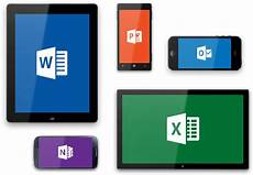 Microsoft Office Apps Microsoft S Office For Ipad Apps Gain Printing