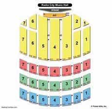 Radio City Music Hall Seating Chart Reviews Radio City Music Hall Seating Chart Radio City Music