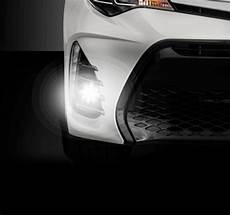 Corolla 2017 Fog Lights 2017 18 Toyota Corolla Led Fog Light Kit Adc Mobile
