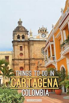 cartagena the colonial walled city of colombia south