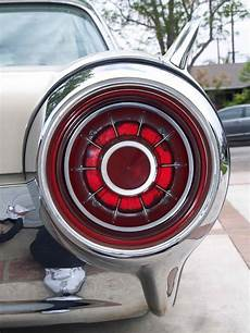 1960 Thunderbird Lights Love The Jet Taillights Of The 1960 S Cars 1963 Ford
