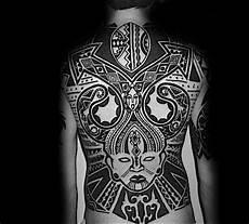 Free Tribal Designs For Men 60 Tribal Back Tattoos For Men Bold Masculine Designs