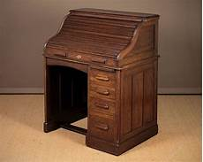 Best Desks Small Oak Roll Top Desk By Lebus C 1910 Antiques Atlas
