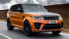 2019 Land Rover Svr by 2019 Range Rover Sport Svr Race Track Test