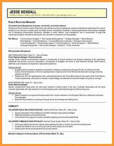 Public Relation Director Resume 9 10 Public Relations Director Resume Aikenexplorer Com