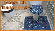 patchwork banheiro jogo de tapete banheiro em patchwork diy jogo banheiro