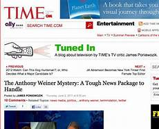 Funny Anthony Weiner Pictures And Headlines About Weinergate