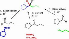 Ch 336 Alcohol Retrosynthesis